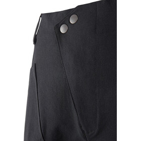 Klättermusen Magne - Pantalones de Trekking Hombre - negro